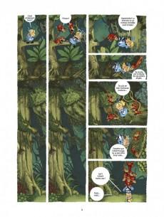 Extrait de Alice au pays des singes - Tome 1