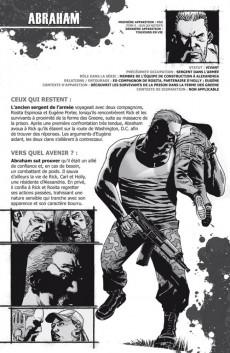 Extrait de Walking Dead -HS- Le guide de A à Z