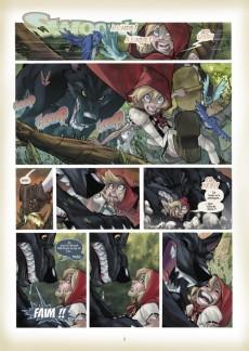 Extrait de Fairy Quest -1- Les Hors-la-loi