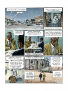 Extrait de Les munroe -3- Les larmes de Kibera
