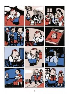 Extrait de Dickie -INT- Le Petit Dickie illustré - Œuvres complètes 2001-2011