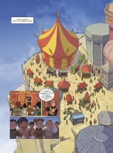 Extrait de Le petit Prince - Les Nouvelles Aventures -8- La Planète des Caropodes