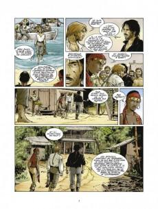 Extrait de Les pirates de Barataria -5- Le Caire