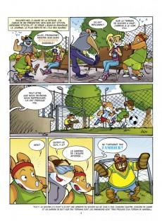 Extrait de Geronimo Stilton -6- On a sauvé les Jeux Olympiques !