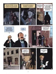 Extrait de L'Étrange Cas du Dr Jekyll et de Mr Hyde -2- Volume 2