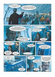 Extrait de La grande évasion -2- Le Labyrinthe
