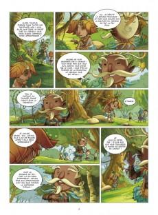 Extrait de Le petit Prince - Les Nouvelles Aventures -9- La Planète du Géant