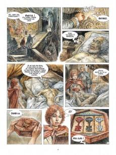 Extrait de Saria -1- Les Trois Clés