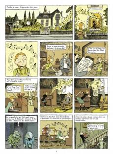 Extrait de Ma Vie Posthume -2- Anisette et Formol