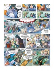 Extrait de Les légendaires - Origines -2- Jadina