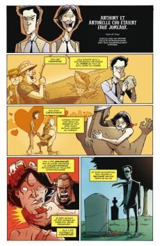 Extrait de Tony Chu - Détective cannibale -7- Dégoûts et des douleurs...