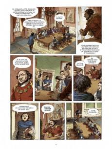 Extrait de Prospero -1- Le Mage de Milan