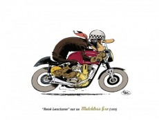 Extrait de Joe Bar Team - Les 60 motos mythiques des champions de quartier