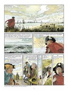 Extrait de Les pionniers du Nouveau Monde -INT2- L'intégrale - Tomes 5 à 8