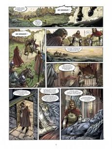 Extrait de Ils ont fait l'Histoire -3- Charlemagne