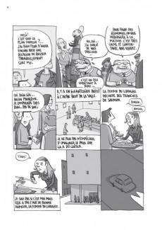 Extrait de Papier -4- Papier 4
