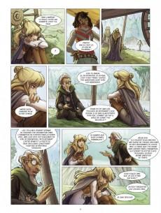 Extrait de La quête d'Ewilan -2- Akiro