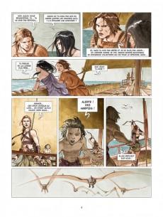 Extrait de Les derniers Argonautes -2- La Mer du destin