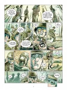 Extrait de Complot -3- La Bataille de Hamburger Hill