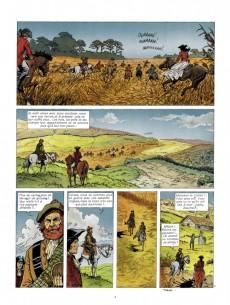 Extrait de Les pionniers du Nouveau Monde -INT3- L'intégrale - Tomes 9 à 12