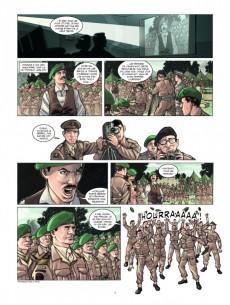 Extrait de Opération Overlord -4- Commando Kieffer