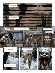 Extrait de La nuit des morts-vivants (Istin/Bonetti) -2- Les Démons de Mandy