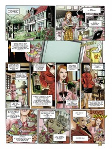 Extrait de Little Alice in Wonderland -3- Living Dead Night Fever