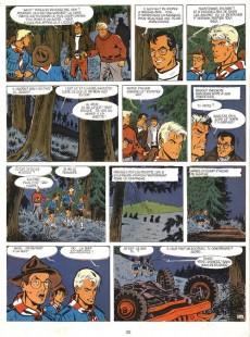 Extrait de 3 A (Les aventures des) -7- La grotte aux esprits