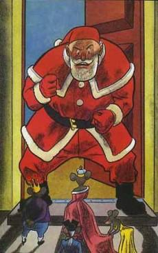 Extrait de (AUT) Schwartz -1- 4 histoires de Père Noël