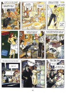 Extrait de Les 4 morts de Betty Page