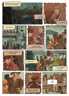 Extrait de Oliver Twist (Dauvillier/Deloye) -3- Volume 3