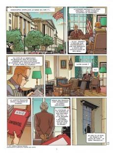 Extrait de Secrets bancaires -7- Les enfants du Watergate