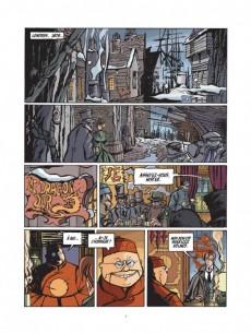 Extrait de Sherlock (Convard & Le Hir) -2- Les Coquelicots du Penjab