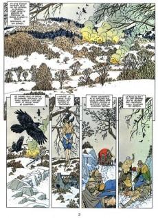 Extrait de Les 7 Vies de l'Épervier -1- La blanche morte
