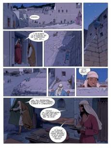 Extrait de Shimon de Samarie / Le Samaritain -3- Bethsabée de Jérusalem
