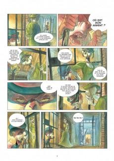 Extrait de Karl & Klee -2- À jamais ennemis