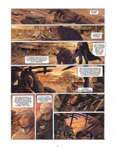 Extrait de Uchronie(s) - New Byzance -2- Résistances