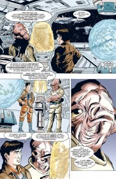 Extrait de Star Wars - X-Wing Rogue Squadron (Delcourt) -5- Bataille sur Tatooine