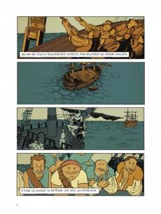 Extrait de L'Île au poulailler -1- Tome 1