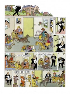 Extrait de Léon-la-terreur (Léon Van Oukel) -INT- Intégrale