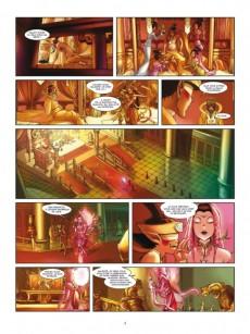 Extrait de Le dieu singe -2- Volume 2