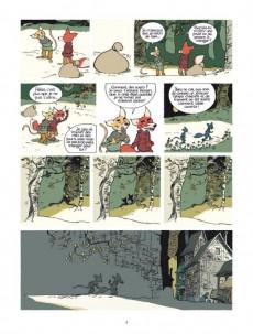 Extrait de Le roman de Renart (Martin) -3- Le Jugement de Renart