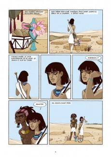 Extrait de Nil -2- Le Mastaba