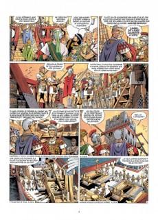 Extrait de Ben Hur (Mitton) -2- Livre deuxième : Quintus Arrius