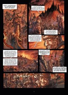 Extrait de Les fléaux d'Enharma -1- Le Terreau des braves