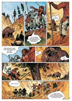 Extrait de Neandertal -2- Le Breuvage de vie