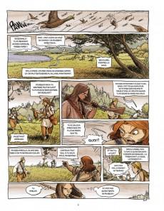 Extrait de Radisson -1- Fils d'Iroquois
