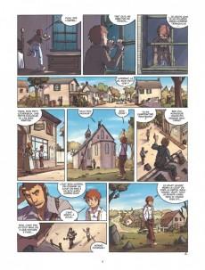 Extrait de Tom Sawyer (Les Aventures de) (Lefèbvre/Morvan/Voulyzé) -3- Volume 3