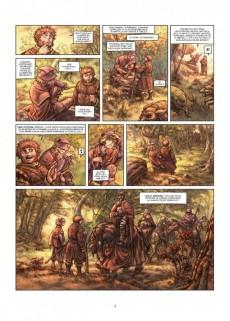 Extrait de Ivanhoé (Sánchez) -1- Le Grand Tournoi d'Ashby