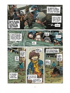 Extrait de Peter Pan (Loisel) -INT TL- Intégrale